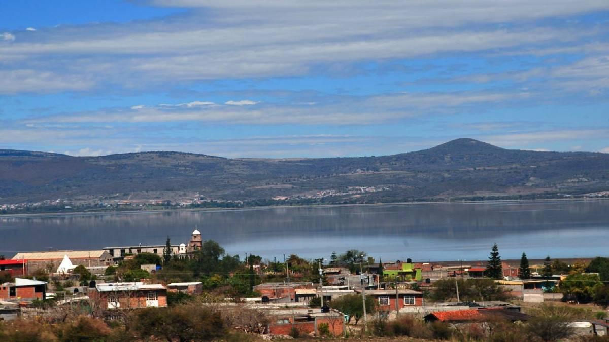 Lago de Cuitzeo
