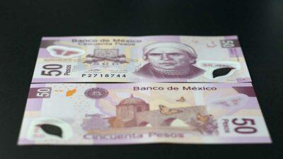 Billete de 50 pesos se oferta en más de mil 200 en internet