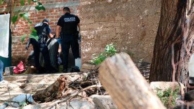 Aguascalientes: hallan narcolaboratorio junto a carretera en Calvillo