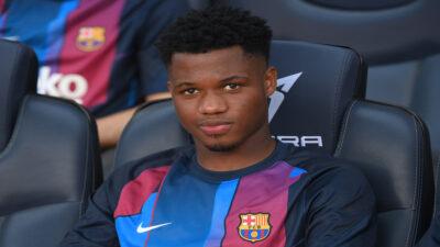 Ansu Fati renueva con el Barcelona hasta 2027 y con cláusula millonaria