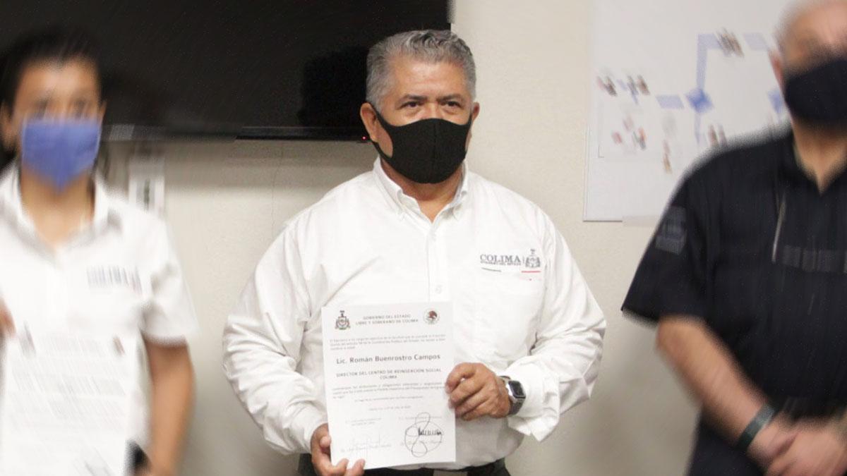 Román Buenrostro: asesinan a director del Cereso de Colima