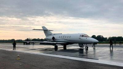 Silvano Aureoles: SSP Michoacán lo acusa de renta de aeronaves
