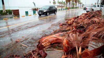 Huracán Pamela: Baja California Sur suspende clases por los efectos