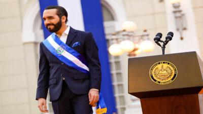 Presidente de El Salvador molesto tras triunfo del Tri