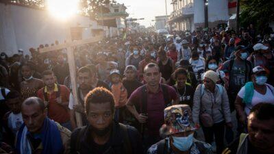 Caravana Migrante Octubre