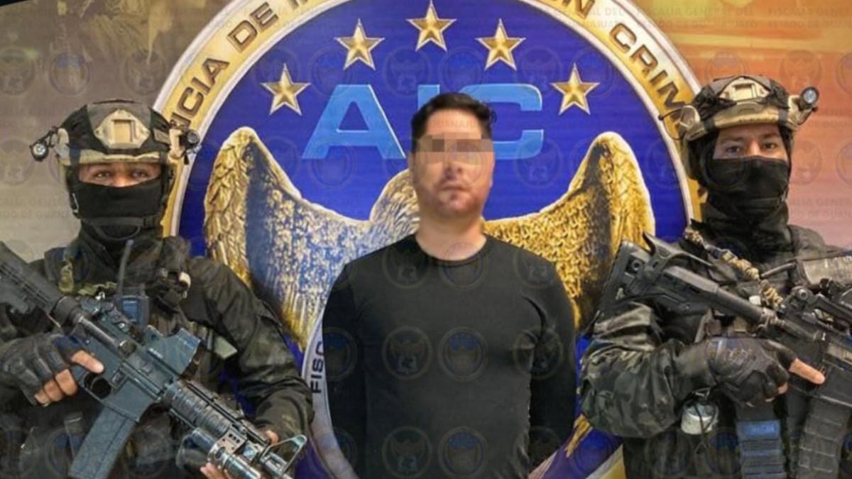 """Cártel Santa Rosa de Lima: Cae el """"Panther"""", líder operativo en Guanajuato"""