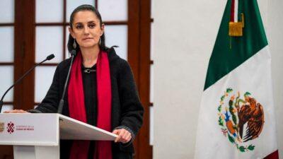 """Claudia Sheinbaum responde a Lía Limón: """"a ningún alcalde o alcaldesa se ha invitado"""""""