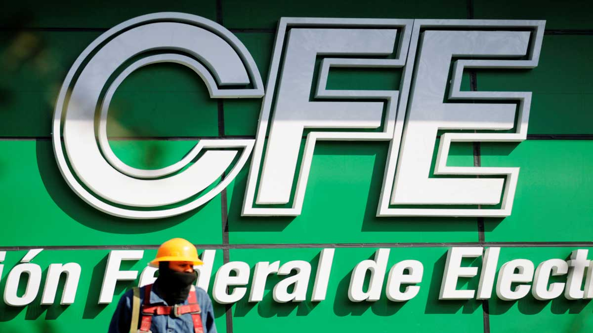 CFE: Gobierno envía propuesta de reforma para garantizar energía y explotar el litio