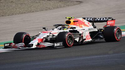 """GP de Turquía: Checo Pérez saldrá sexto; """"pole"""" para Bottas"""