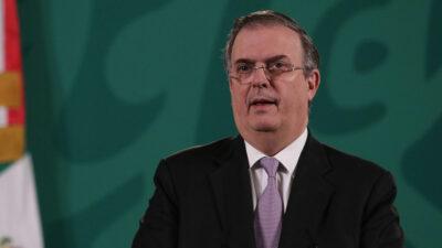 Marcelo Ebrard buscará candidatura de Morena a la presidencial en 2024