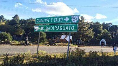Chihuahua: Balacera deja al menos 18 muertos en Guadalupe y Calvo