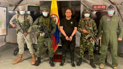 Otoniel, de campesino al narco más buscado en Colombia