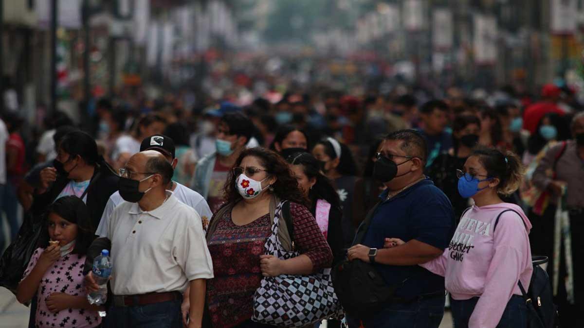 Reporte de COVID-19 en México del 10 de octubre de 2021