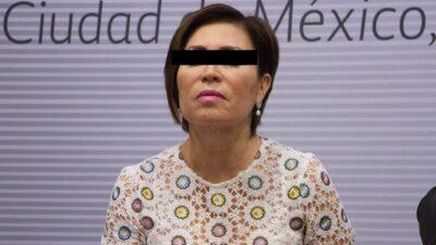 Audiencia Rosario Robles