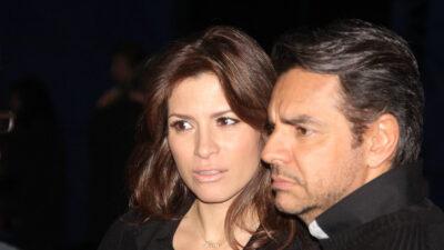 Alessandra Rosaldo revela cómo es su relación con los hijos de Eugenio Derbez