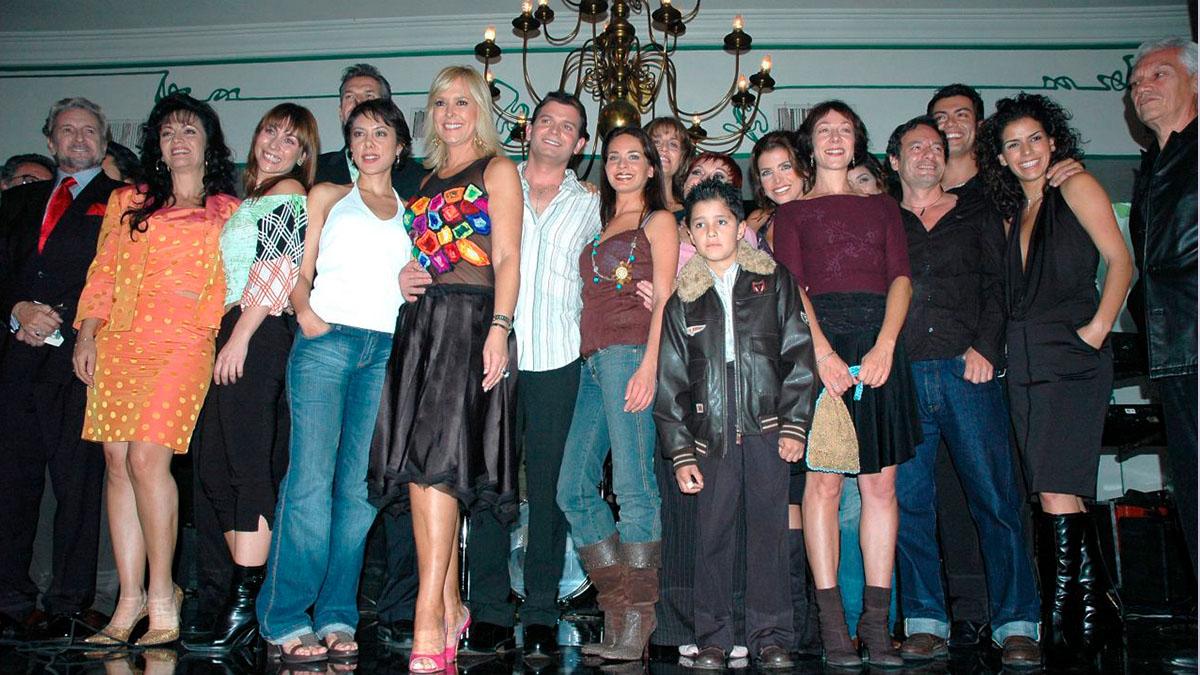 Amor en custodia: así lucen los actores a más de 10 años del estreno