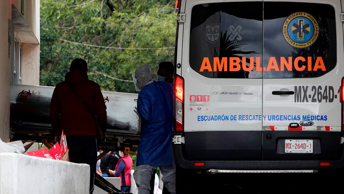 COVID-19 en México: reporte 9 de octubre de 2021