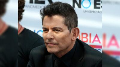 Ernesto Laguardia, de luto: falleció su mamá