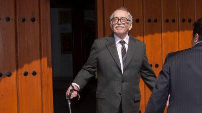 Gabriel García Márquez: pondrán a la venta ropa del Premio Nobel de Literatura
