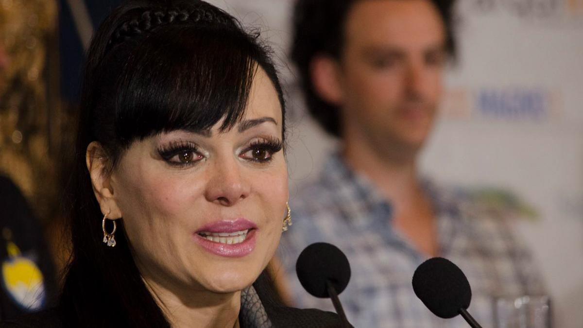 Maribel Guardia reacciona a polémica de Lalo Mora; basta de machismo, dice
