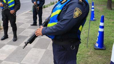 Policía de la CDMX frustra asalto en Iztacalco baleando a ladrón