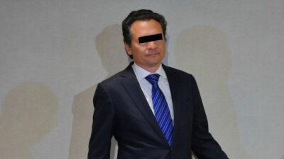 Emilio Lozoya tiene hasta el 3 de noviembre para aportar pruebas: FGR