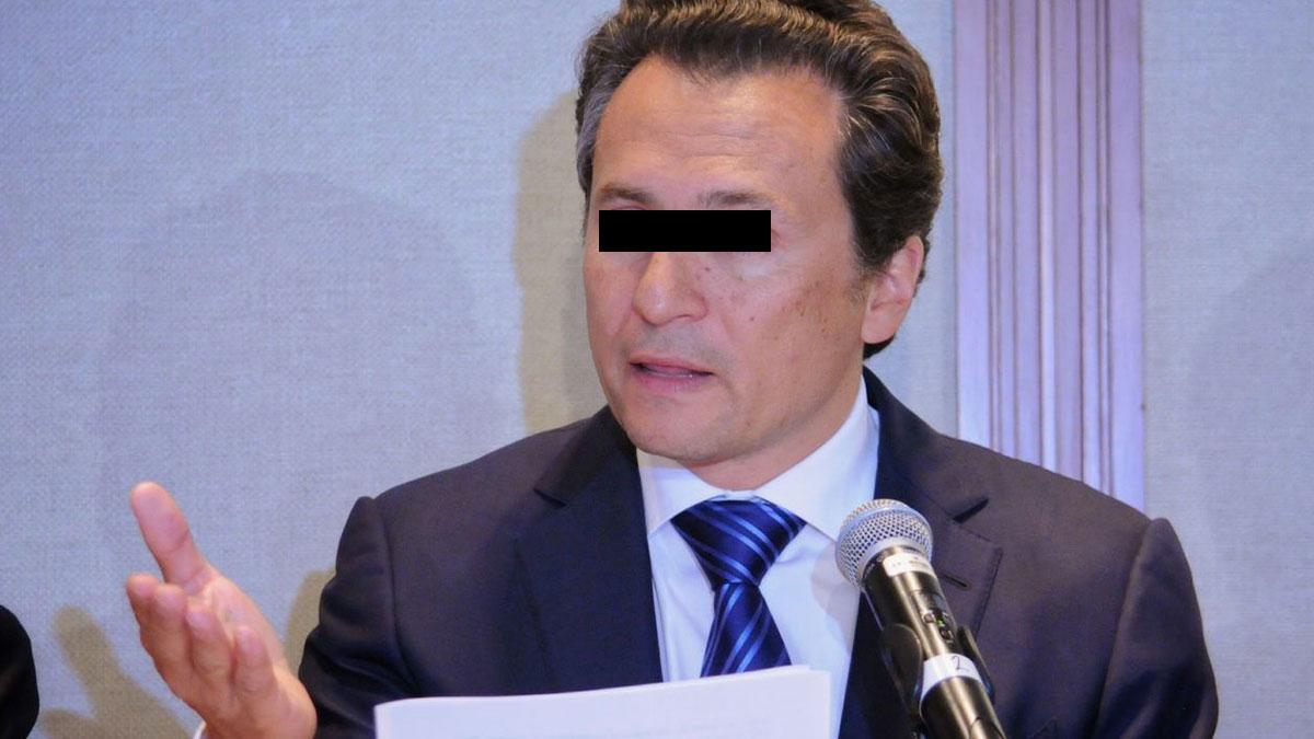 Emilio Lozoya: INM lo mantiene en listas de control migratorio