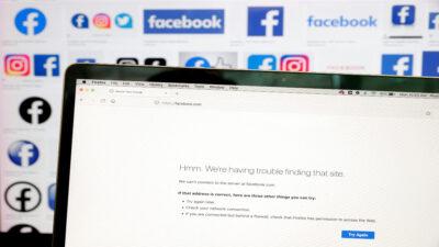 """Tras caída, ¿Facebook a la venta? Dominio se encuentra """"disponible"""""""