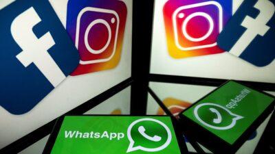 Facebook Whatsapp E Instagram Se Restablecen