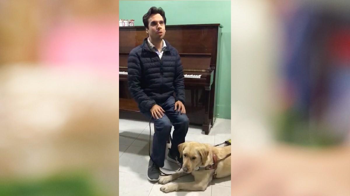 Veracruz: Pianista ciego denuncia discriminación en restaurante