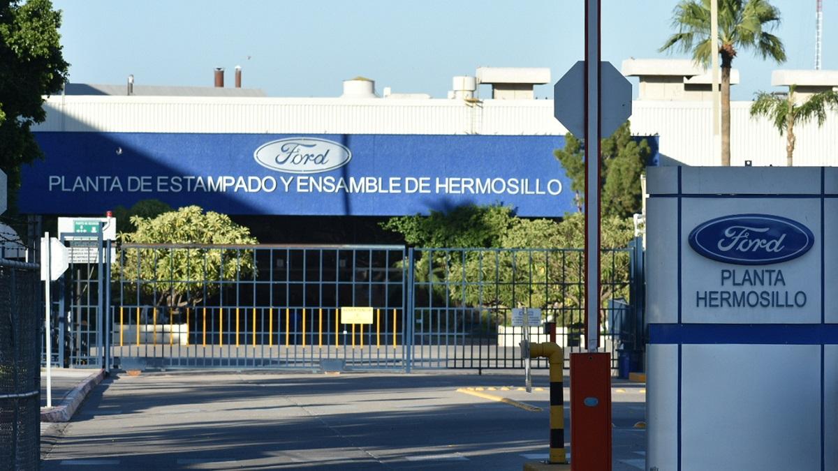 Desabasto de semiconductores: Ford suspenderá producción en Hermosillo