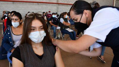 Gobierno de Guanajuato llama a mayores de 18 años a vacunarse