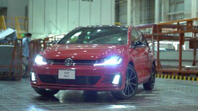 Volkswagen subastará último Golf GTI fabricado en México