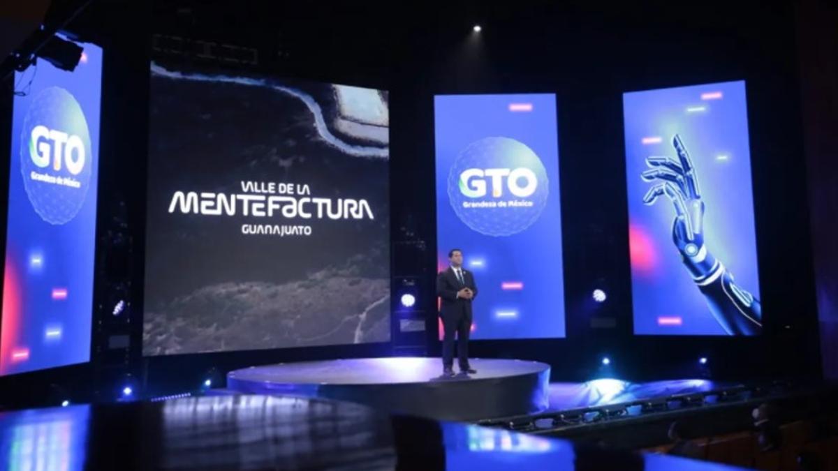 Guanajuato es cuna de la Industria 4.0 en México y Latinoamérica: Sinhue
