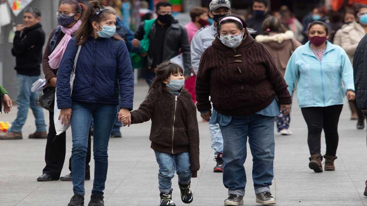 OPS prevé rebrote de coronavirus en Mexico para invierno