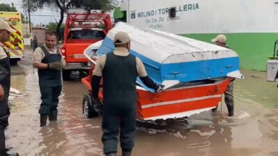 Tlaquepaque: lluvia provoca inundaciones superiores a medio metro