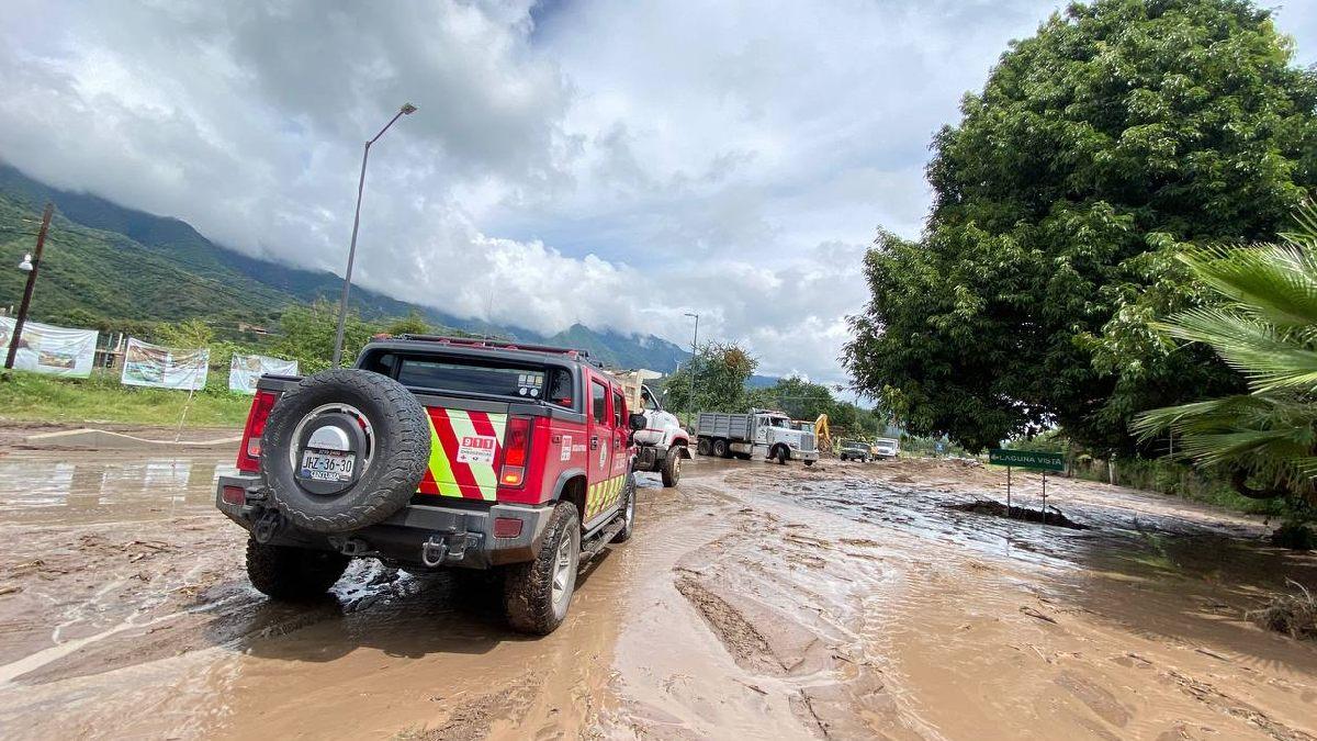 Jalisco: Lluvia afecta a 143 casas en tres municipios
