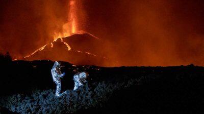 Volcán de la Palma: Drones captan nuevas imágenes de la erupción