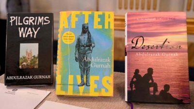 Abdulrazak Gurnah libros