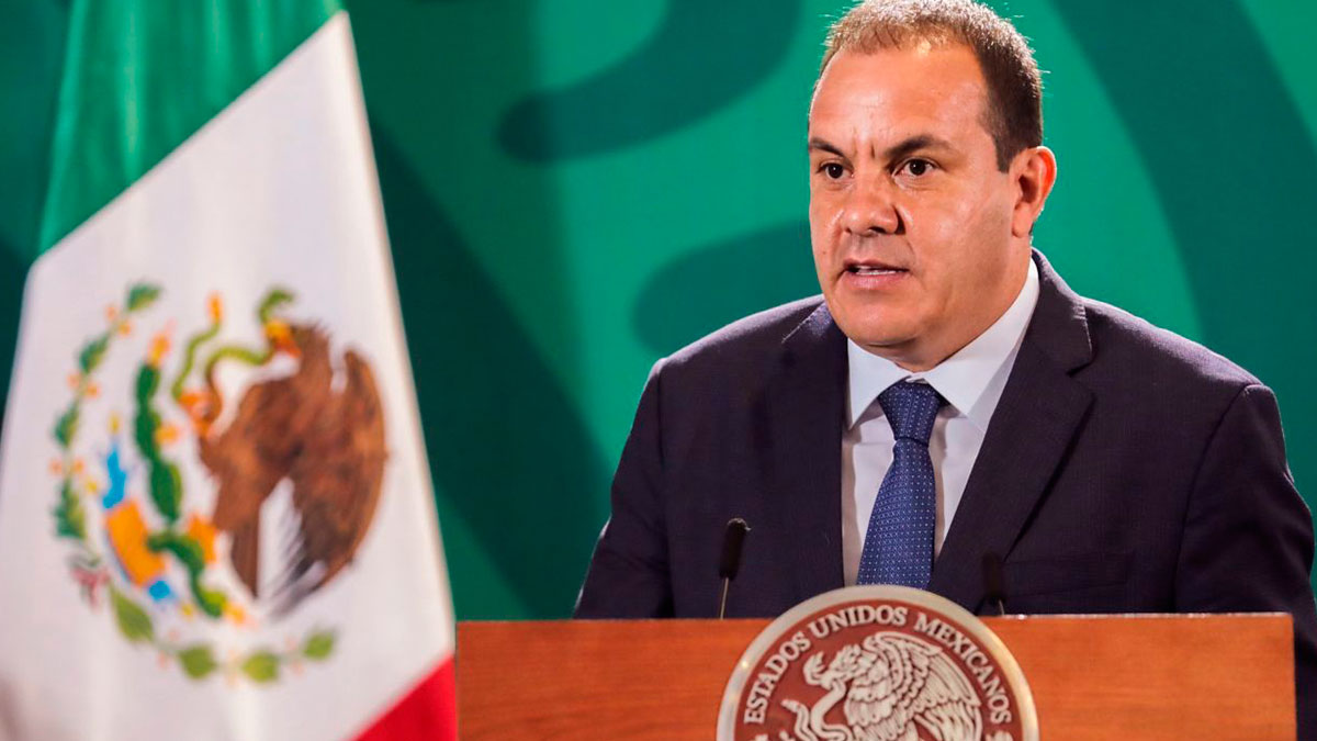 """Morelos: Denuncian a hombre por difundir que será """"gobernador sustituto"""""""