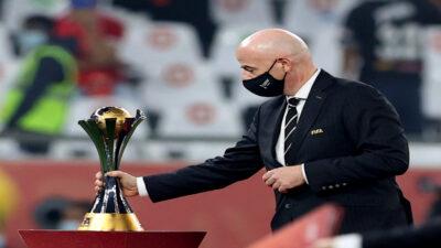 Mundial de Clubes 2022 será en los Emiratos Árabes Unidos