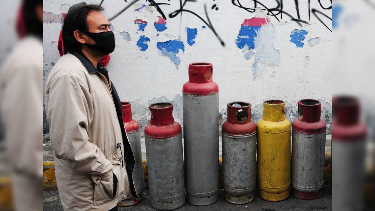 Escasez gas actividades