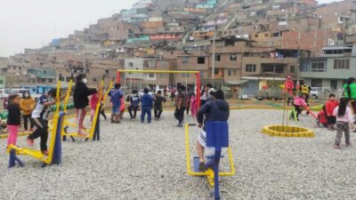 Perú armas parques