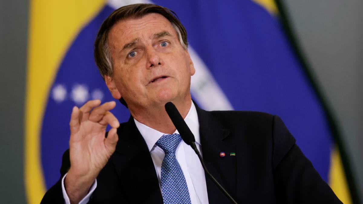 Bolsonaro estadio vacunado