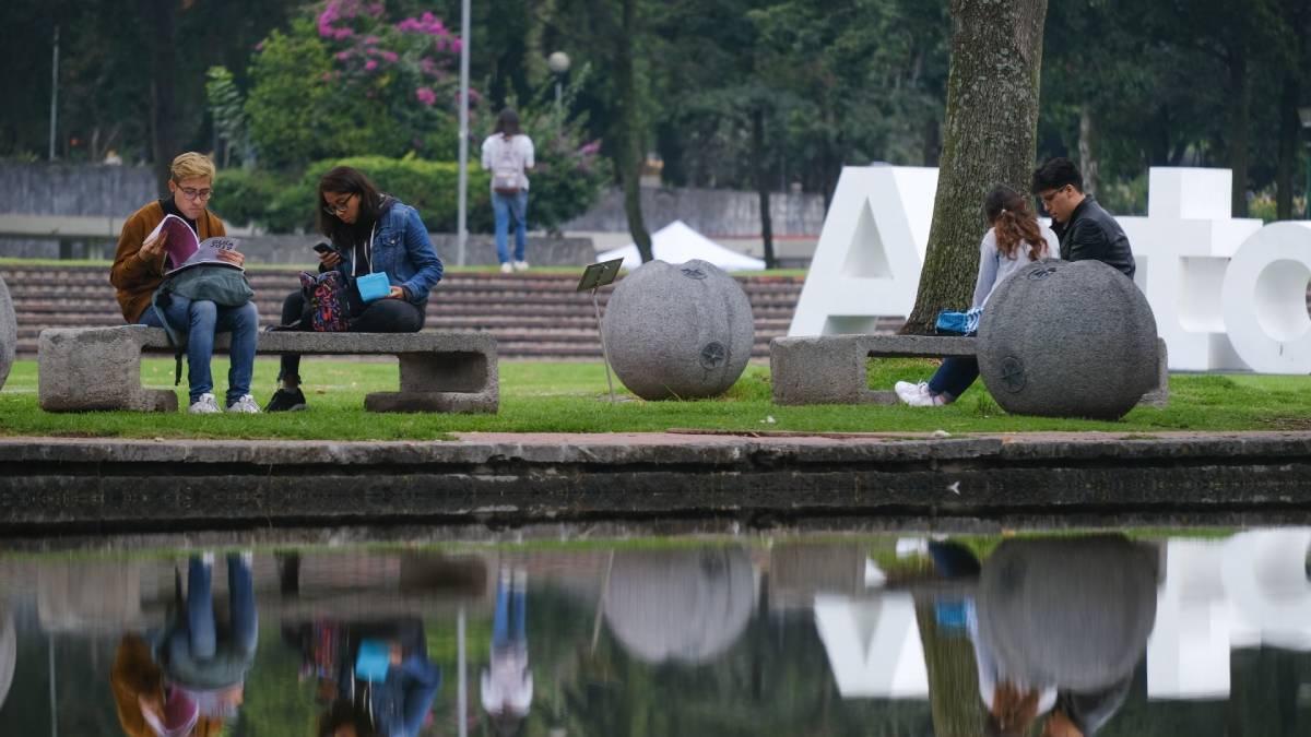 UNAM presenciales verde