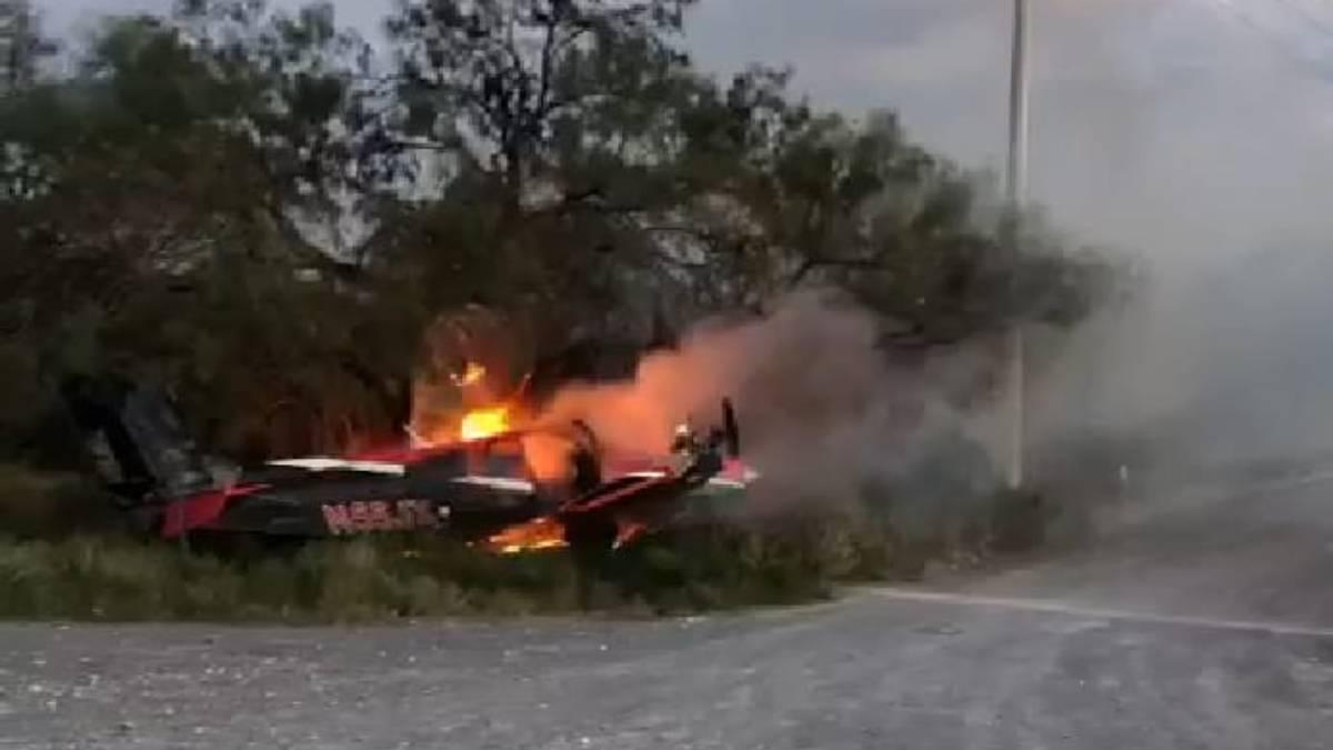 Avioneta Texas