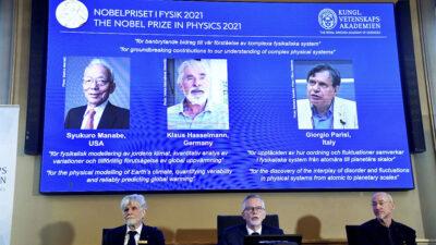 Nobel de Física a metereólogos por modelo que predice el cambio climático