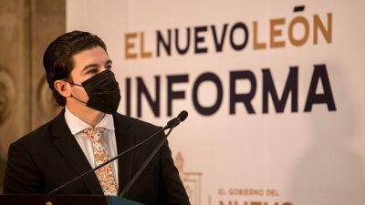 Nuevo León: Samuel García acusa espionaje; halla micrófonos
