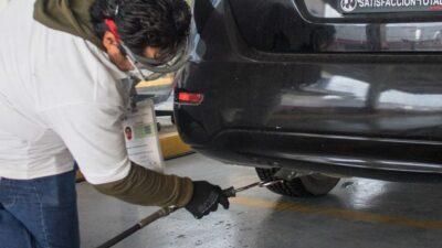 Verificación vehicular en CDMX: Autos que la harán en octubre