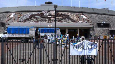 Pumas vs Tijuana; con operativo de seguridad y protocolos COVID-19